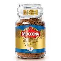 Moccona 摩可纳 中度烘焙冻干速溶咖啡 100g
