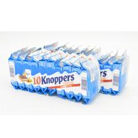 Knoppers 牛奶巧克力榛子威化饼干 10连包 250g*2
