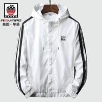 AEMAPE 美国苹果 18048APJ53 男短款修身夹克外套