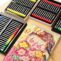 博格利诺 丹可林二代重彩油画棒 36色装