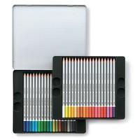 STAEDTLER 施德楼 125 M36 金钻水溶性彩色铅笔 36色装