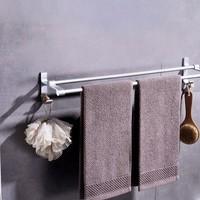 尔沫 双杆毛巾架 60cm