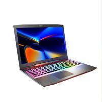 吃鸡游戏本笔记本电脑 火影地狱火X6 i7-8750h独显GTX1060 144Hz电竞屏游戏本 15.6英寸学生游戏本性价比高