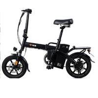 Yadea 雅迪 48v14寸 F3 折叠电动自行车