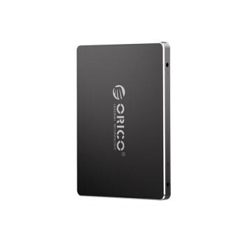 ORICO 奥睿科 迅龙战甲  H100-1T-BP 固态硬盘 2.5英寸 (512G、SATA接口)