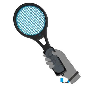 IINE 良值 Switch网球拍 (黑色)
