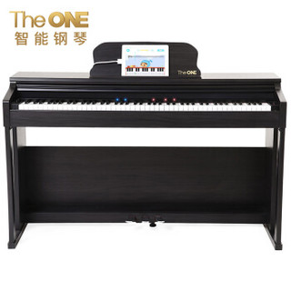 The ONE智能钢琴 电钢琴 88键 旗舰版黑色
