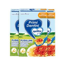 Mellin 营养辅食螺旋形 意面宝宝面 3盒*2件