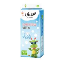 Ubee 幼蓓 婴儿纸尿裤 XL码40片