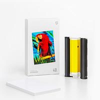 MI 小米 米家照片打印机 彩色相纸套装 40张