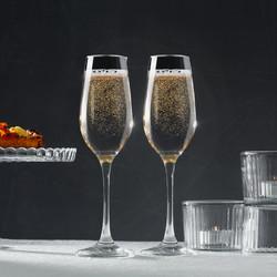 帕莎帕琦 香槟杯 180mlx2只