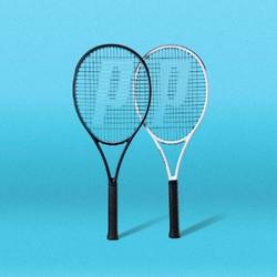 prince轻灵全碳素网球拍 *2件