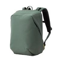 ELECOM 宜丽客 双肩包 (绿色、13.3英寸)