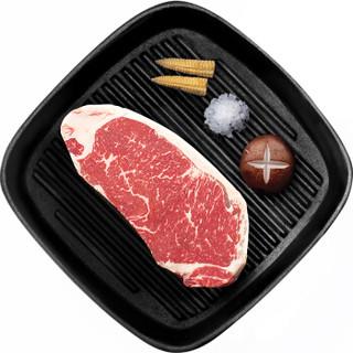 雪菲 澳洲安格斯西冷牛排 250g  *5件