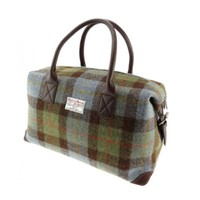 Harris Tweed 哈尔斯花呢伊斯卡耿氏手提包