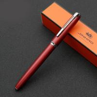 金豪 996 钢笔 (磨砂红 、1.0mm弯尖、简装)