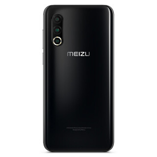 MEIZU 魅族 16s Pro 智能手机(6GB+128GB、全网通、黑之秘境)