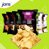JANS 进口木薯片 84g*12包