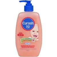 银联专享 : Curash 婴幼儿洗发护发二合一 400ml