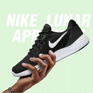 网易考拉黑卡会员 : NIKE 耐克 LUNAR APPARENT 中性款跑步鞋 *2件