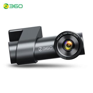360 K600 行车记录仪 (黑色、单镜头)