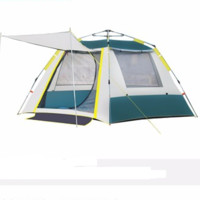TAN XIAN ZHE 探险者 全自动帐篷 户外露营 野外烧烤2-3-4人户外防雨大帐篷 2-3人豪华套餐一(超高性价比)TXZ-0084