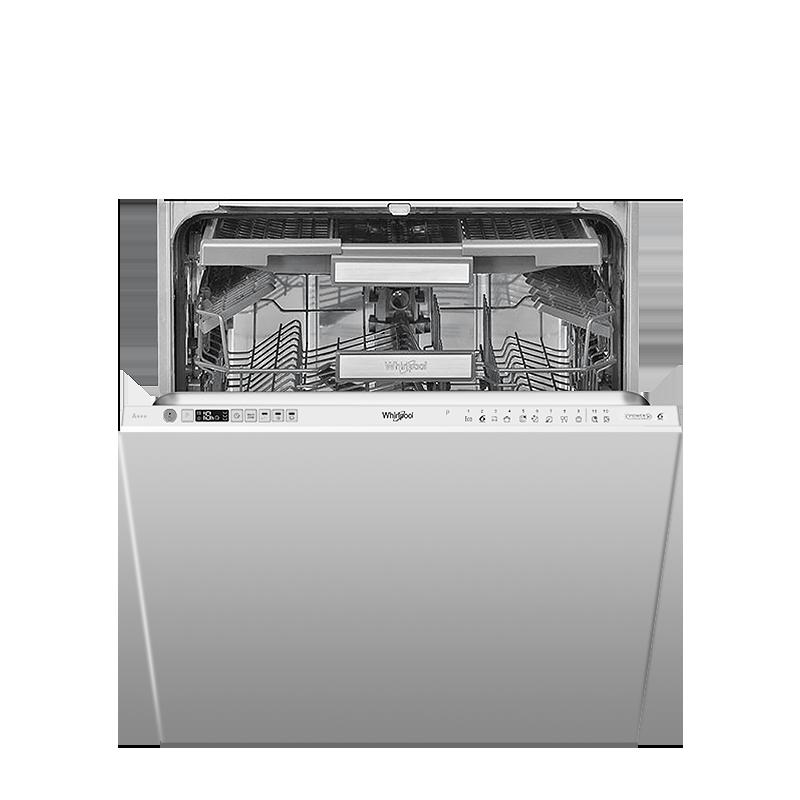 Whirlpool 惠而浦  WIO 3O33 DEL CN 洗碗机自动家用嵌入式 (白色)