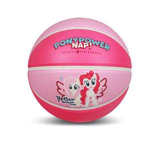 My Little Pony 小马宝莉  WB131C5 儿童5号篮球 (樱花姐妹花)