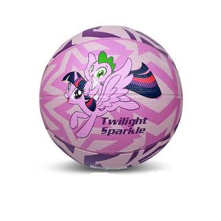 My Little Pony 小马宝莉  WB131C5 儿童5号篮球 (紫悦)