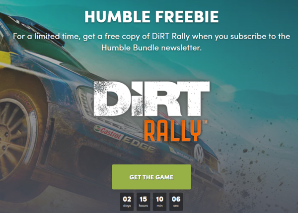 《DiRT Rally(尘埃拉力赛)》PC数字版游戏