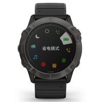 GARMIN 佳明 fēnix 6X Pro Solar太阳能充电运动手表
