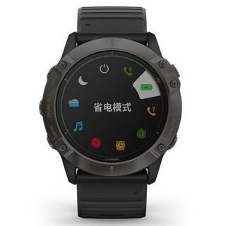 GARMIN 佳明  Fenix6X Pro 户外运动智能手表