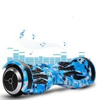 MAMMOTH 猛犸 智能平衡车儿童成人双轮体感两轮平衡车成年代步学生J7Y迷彩蓝   K2