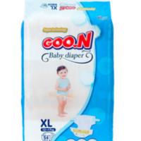 GOO.N 大王 柔软干爽环贴式纸尿裤 XL 54片 泰国版 *2件