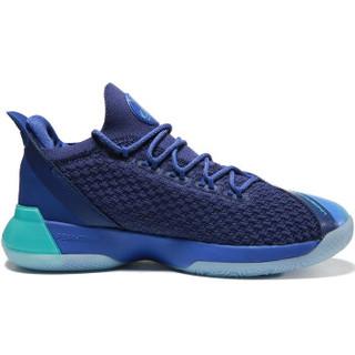 PEAK 匹克 E93323A 帕克7代态极 篮球鞋 (皇家紫、46)