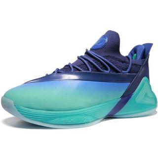 PEAK 匹克 E93323A 帕克7代态极 篮球鞋 (皇家紫、39)