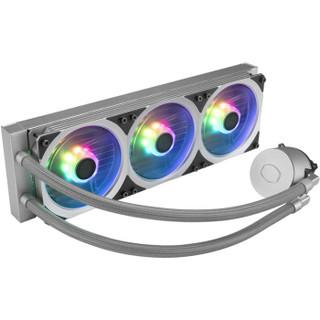 COOLERMASTER 酷冷至尊 冰神 P360 ARGB CPU水冷散热器