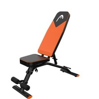 HEAD 海德 仰卧板 哑铃凳 多功能健身椅腹肌板卧推凳     HD201701