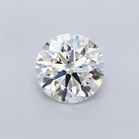 Blue Nile 0.70克拉 圆形切割钻石(切工EX,成色D,净度VVS2)