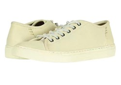Frye Justin Low Lace 男款帆布板鞋