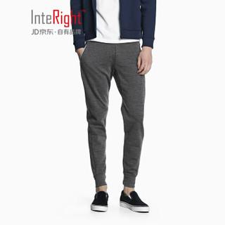 InteRight 男士运动休闲卫裤 *3件