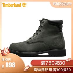 Timberland添柏岚男鞋新款马丁靴经典6英寸鞋靴|A1QR2