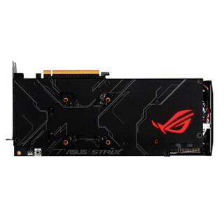 ASUS 华硕 ROG-STRIX-RX5700XT-O8G-GAMING OC 猛禽游戏显卡 (8GB)