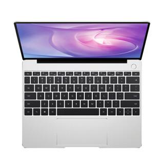 HUAWEI 华为 MateBook 13 笔记本电脑 (银色、13.0英寸、i7-8565U、512GB SSD、8GB)