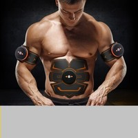 genie 智能黑科技健身仪懒人健腹器    X10