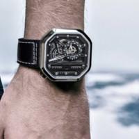 AGELOCER 艾戈勒 新大爆炸系列 5802J1 男士机械手表