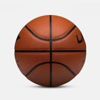 LI-NING 李宁 篮球7号男女成人儿童学生室内外比赛训练防尘防耐磨软皮正品 狼牙比赛篮球 7号 狼牙比赛篮球    LN-lbqkLNLQ- (7号)