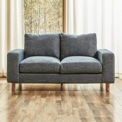 历史低价:8H Calm 简约组合布艺沙发 双人位 1699元包邮(需用券)_小米有品优惠_优惠购