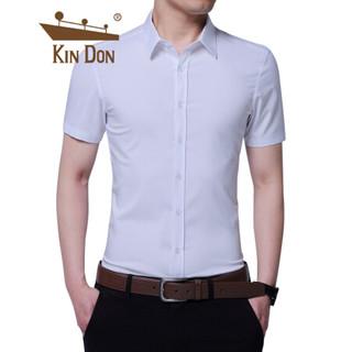 金盾 HZL-18010 男士短袖衬衫