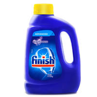 finish 亮碟 亮碟洗碗机洗涤粉剂 1kg*2